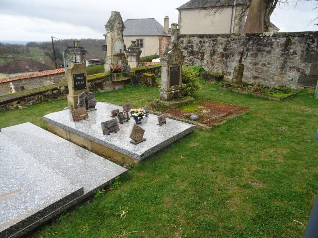Végétalisation de cimetière : Châtres un exemple à suivre